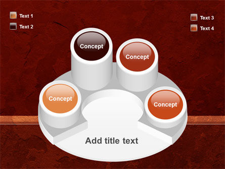 Red Velvet PowerPoint Template Slide 12