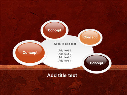 Red Velvet PowerPoint Template Slide 16