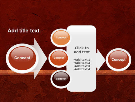 Red Velvet PowerPoint Template Slide 17