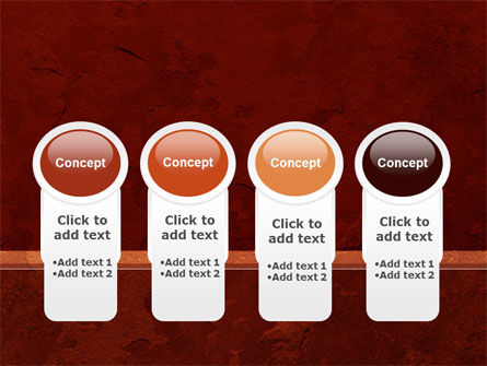 Red Velvet PowerPoint Template Slide 5