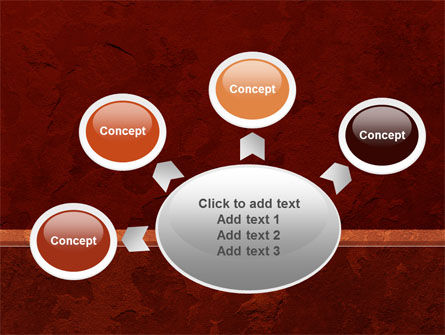 Red Velvet PowerPoint Template Slide 7