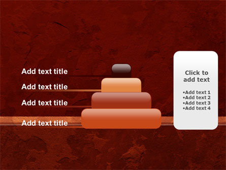 Red Velvet PowerPoint Template Slide 8