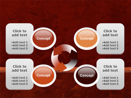 Red Velvet PowerPoint Template Slide 9