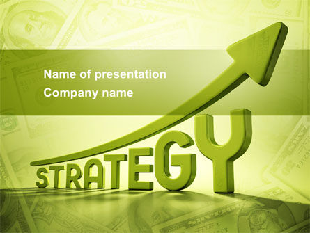 Consulting: Result Of Strategy PowerPoint Template #09686