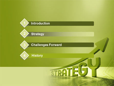 Result Of Strategy PowerPoint Template Slide 3