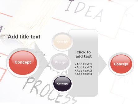Planning Idea PowerPoint Template Slide 17
