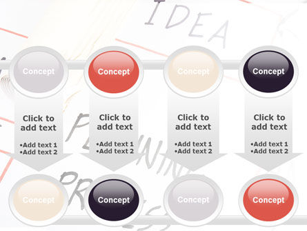 Planning Idea PowerPoint Template Slide 18