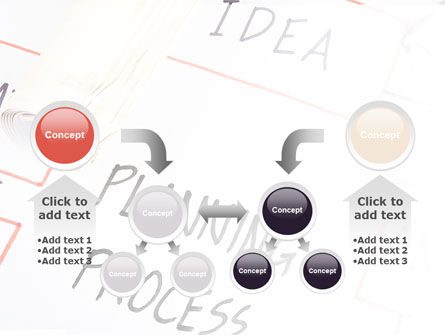 Planning Idea PowerPoint Template Slide 19