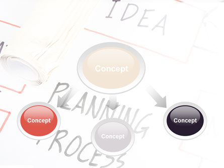 Planning Idea PowerPoint Template, Slide 4, 09692, Business — PoweredTemplate.com