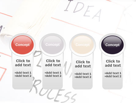 Planning Idea PowerPoint Template Slide 5