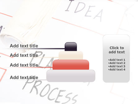 Planning Idea PowerPoint Template Slide 8
