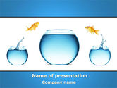 Business Concepts: Fusies En Overnames PowerPoint Template #09693