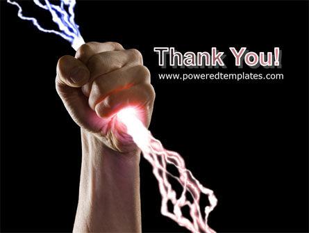 Thunderer PowerPoint Template Slide 20