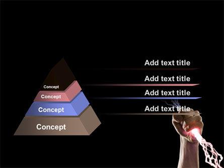 Thunderer PowerPoint Template, Slide 4, 09694, Careers/Industry — PoweredTemplate.com