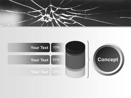 Broken Glass PowerPoint Template Slide 11