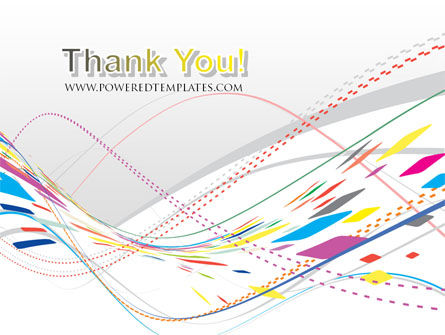 Abstract Surface PowerPoint Template Slide 20