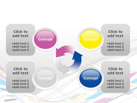 Abstract Surface PowerPoint Template Slide 9