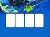 Modello powerpoint ufficio virtuale sfondi 09699 for Ufficio virtuale