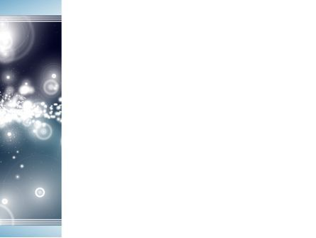Sky Of Diamonds PowerPoint Template, Slide 3, 09703, Abstract/Textures — PoweredTemplate.com