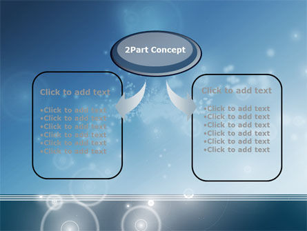 Sky Of Diamonds PowerPoint Template Slide 4