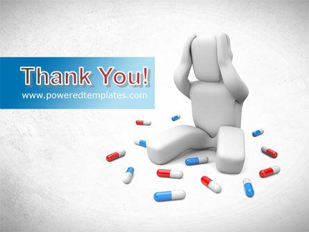Drug Allergy PowerPoint Template Slide 20