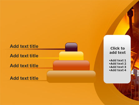Steel Industry PowerPoint Template Slide 8