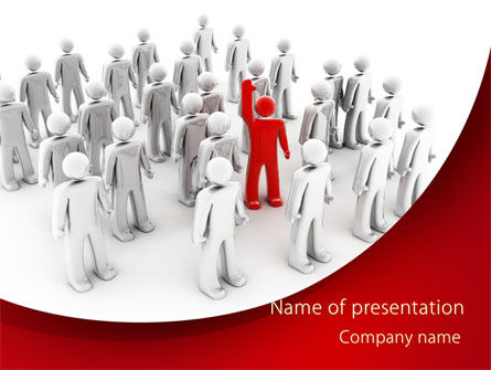 Outstanding Action PowerPoint Template