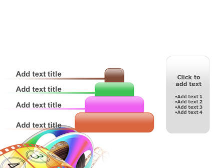 Flicks Reel PowerPoint Template Slide 8