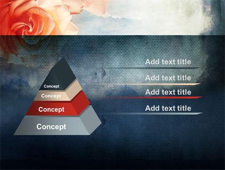 Tender Roses PowerPoint Template Slide 12