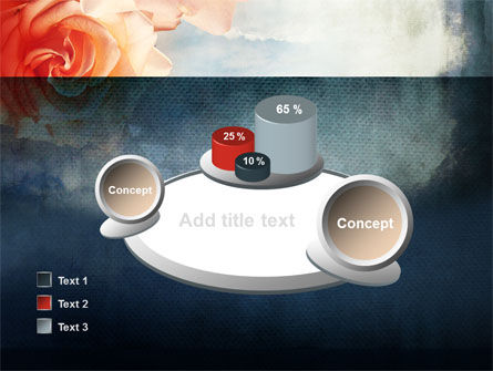 Tender Roses PowerPoint Template Slide 16