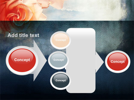 Tender Roses PowerPoint Template Slide 17