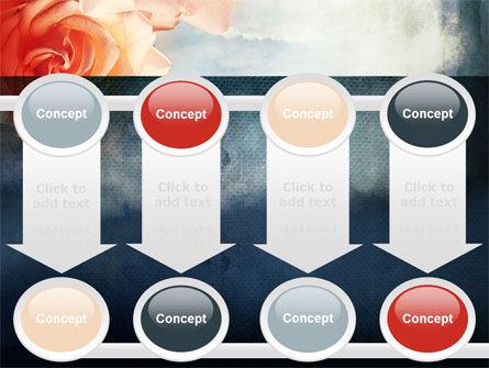 Tender Roses PowerPoint Template Slide 18