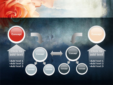 Tender Roses PowerPoint Template Slide 19