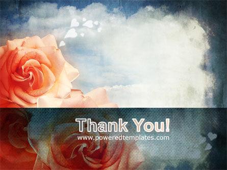 Tender Roses PowerPoint Template Slide 20
