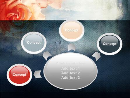 Tender Roses PowerPoint Template Slide 7