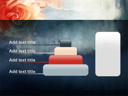 Tender Roses PowerPoint Template Slide 8