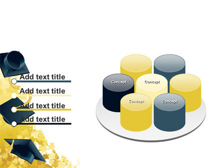 Mortarboard Ahead PowerPoint Template Slide 12