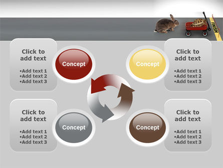 Technical Advances In Competition PowerPoint Template Slide 9