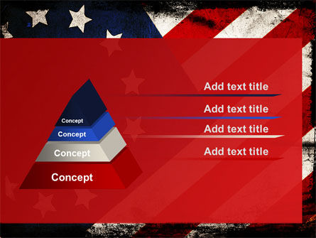 Betsy Ross Flag The First American Flag PowerPoint Template Slide 12