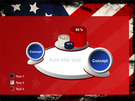 Betsy Ross Flag The First American Flag PowerPoint Template Slide 16
