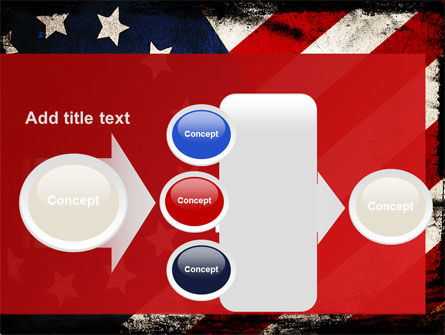 Betsy Ross Flag The First American Flag PowerPoint Template Slide 17