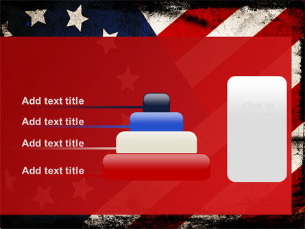 Betsy Ross Flag The First American Flag PowerPoint Template Slide 8