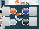 Team Of Like-Minded PowerPoint Template#9