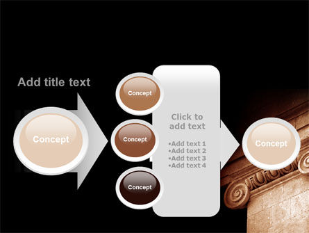 Ionic Capitals PowerPoint Template Slide 17