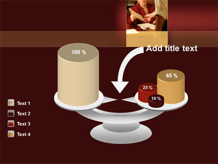 Transfer Of Documents PowerPoint Template Slide 10