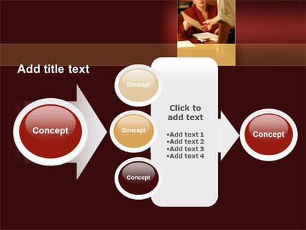 Transfer Of Documents PowerPoint Template Slide 17