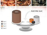 Shrimps And Crabs With Oysters PowerPoint Template#10