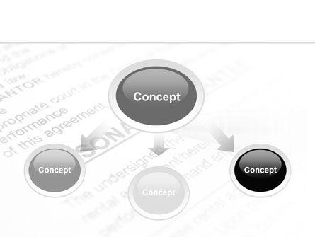 Personal Guarantee PowerPoint Template, Slide 4, 09749, Legal — PoweredTemplate.com