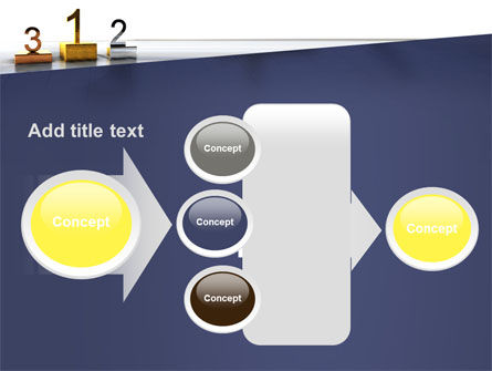 Pedestal Of Champions PowerPoint Template Slide 17