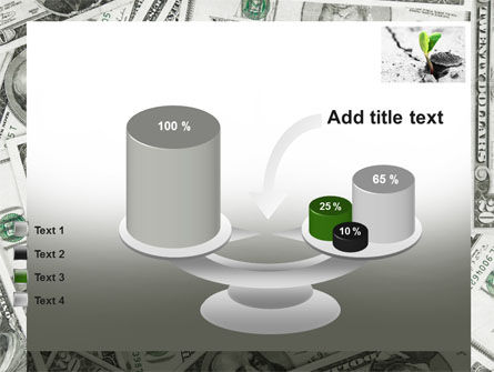 Sprout Of Money Tree PowerPoint Template Slide 10